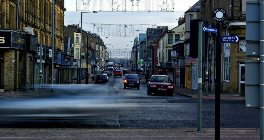west end morecambe scene, photo by beanphoto