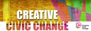 Creative Civic Change banner