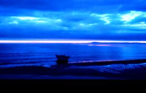 "Entry no. 8 ""Blue boat"""